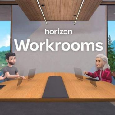 Facebook lanza Horizon Workrooms, la nueva aplicación de trabajo remoto en realidad virtual